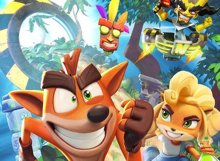 Trailer: Crash Bandicoot: On the Run coming to mobile
