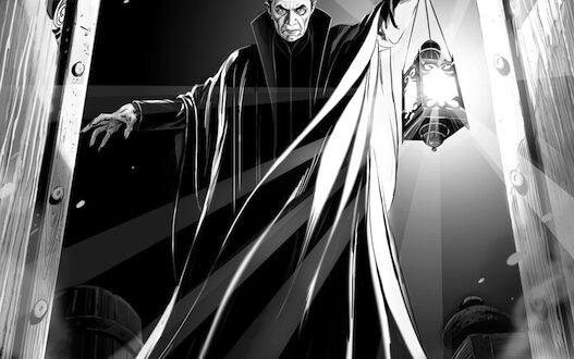 Trailer: New Dracula graphic novel starring Bela Lugosi revealed