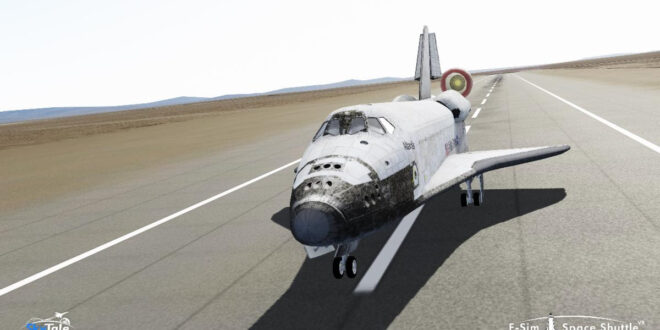 Trailer: Space Shuttle VR takes flight today on Oculus