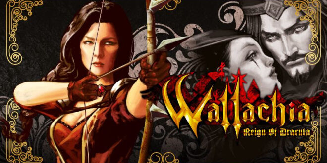 Trailer: Switch gets a bite with Wallachia: Reign of Dracula tomorrow
