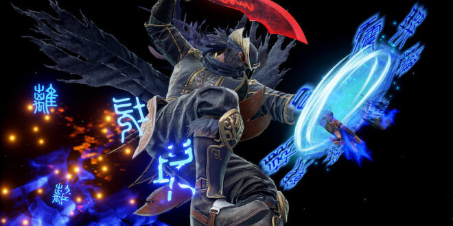 Hwang joins season pass 2 for Soul Calibur VI