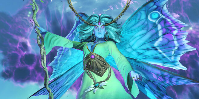 Throt the Unclean and the Sisters of Twilight debut in Total War: Warhammer II