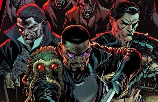 The Avengers join King in Black this April