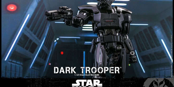 Hot Toys bringing The Mandalorian's Dark Troopers to life in 2022