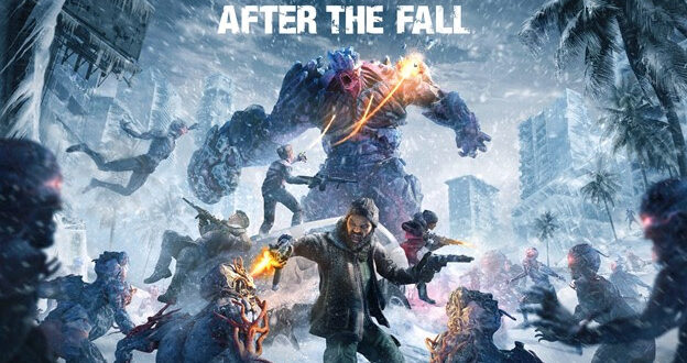 After the Fall freezes 80s LA for a co-op, VR zombie romp