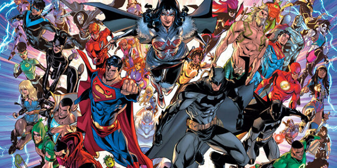 DC Comics' Infinite Frontier kicks off this June
