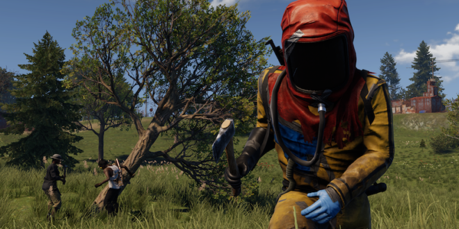 PC survival game Rust making the jump to consoles