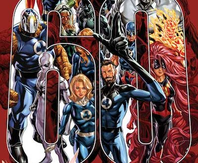 Fantastic Four's 60th anniversary issue sports John Romita Jr. art and plenty of Kang(s)