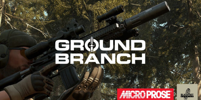 Trailer: MicroProse's new FPS Ground Branch gets tactical