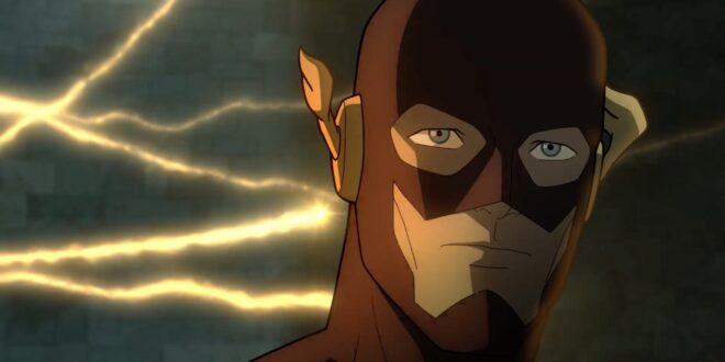Trailer: Actor Matt Bomer chats about Flash and Justice Society: World War II