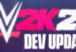 Go behind the scenes with WWE 2K22's dev updates