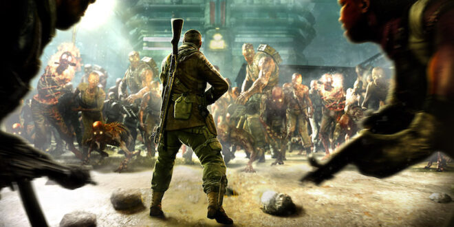 Trailer: Zombie Army 4's third season kicks off