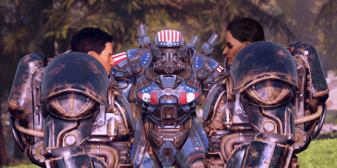 E3 2021: Fallout 76's Steel Reign arrives on July 7th