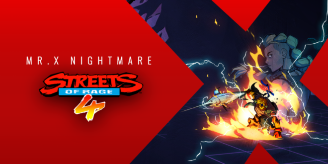 Trailer: Streets of Rage 4 gets fresh fighters in new DLC pack