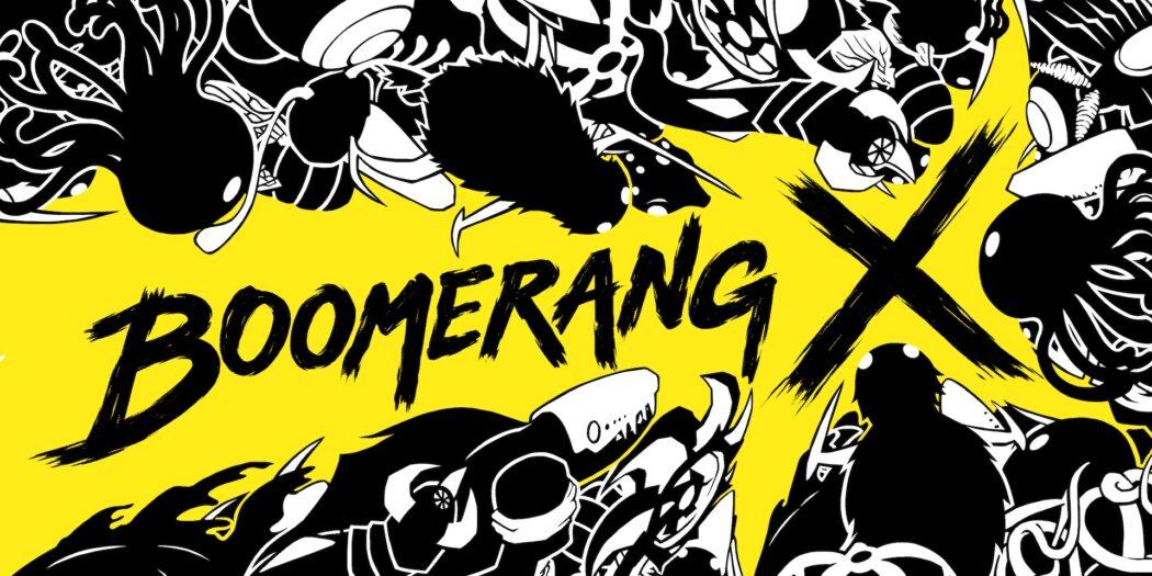 Boomerang X