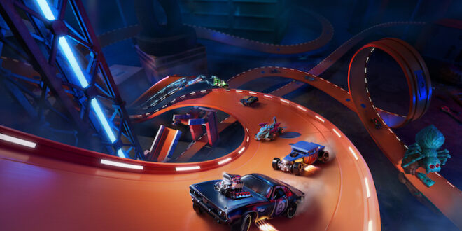 Trailer: Hot Wheels Unleashed to feature cars from Batman, TMNT, and more