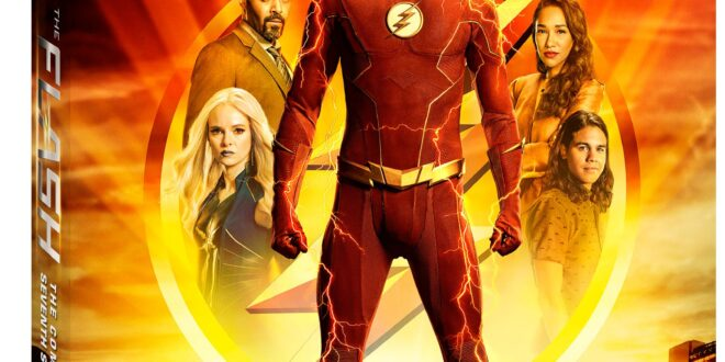 The Flash: The Complete Seventh Season speeding home for August 12th