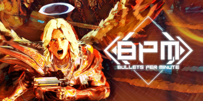 BPM sets FPS action to music on consoles next month