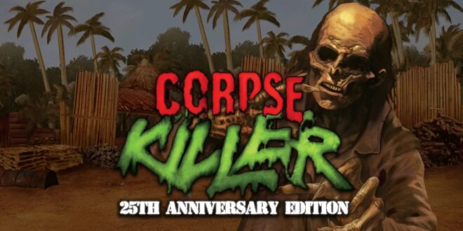 Corpse Killer (Switch) Review
