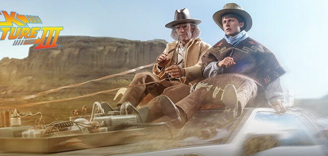Hot Toys goes Back to the Future once more