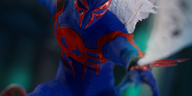 Spider-Man 2099 joins the One:12 Collective