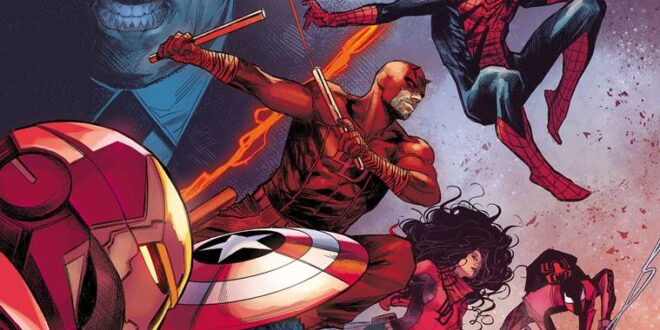 Devil's Reign brings maybe the biggest 'street level' story ever to Marvel Comics