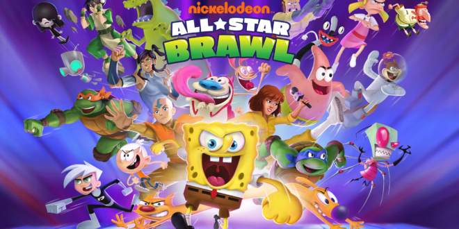 Nickelodeon All-Stars Brawl (Switch) Review