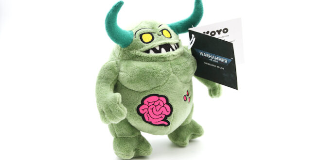 Warhammer gets adorable with new plushies (and more) from Koyo