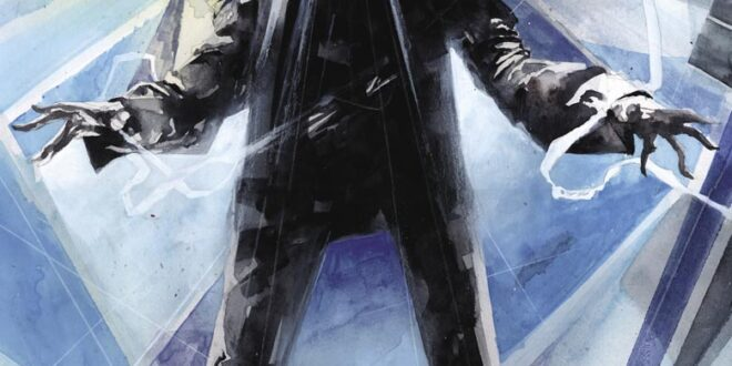 Preview: Shadowman #5 launches the Valiant U into Deadside War