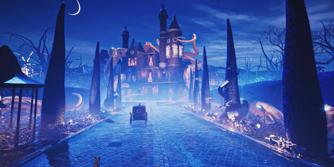 Trailer: Puzzle platformer Tandem uses light and shadow to tell a creepy Victorian tale