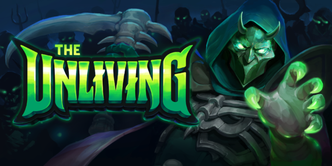 Trailer: Wage war on the living with The Unliving