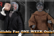 Topps and Mego go round 2 with Phantom and zombie horror figures